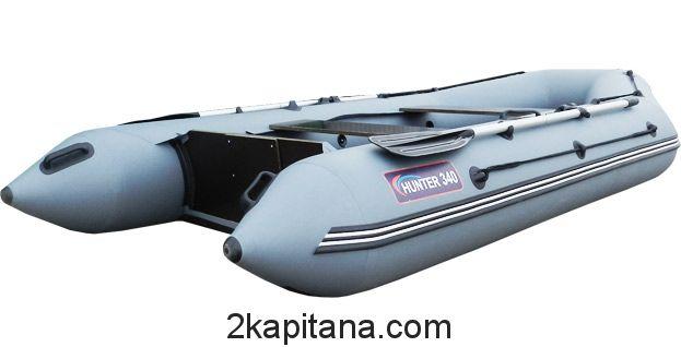 Надувная лодка Хантер Hunter 340