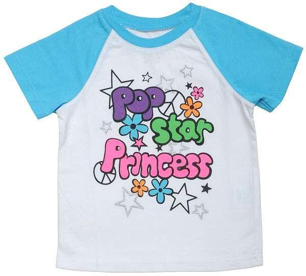 Майка для девочки Принцесса