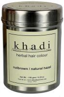 Khadi Herbal Hair Color- Nut Brown