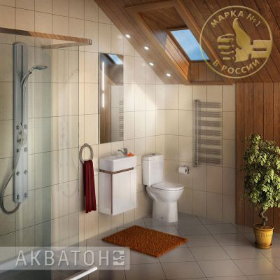 Мебель для ванной комнаты Акватон Эклипс 46 М