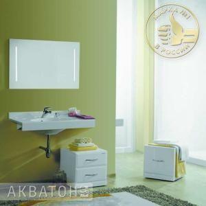 Мебель для ванной комнаты Акватон Отель 80
