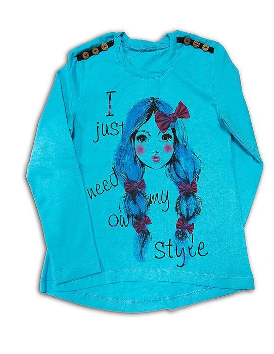 Блуза для девочки Картинка