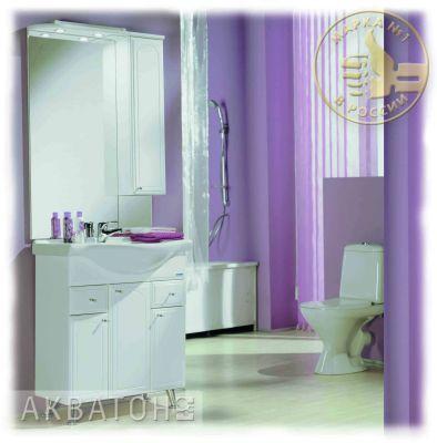 Мебель для ванной комнаты Акватон Майами 75
