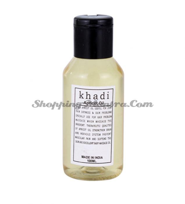 Натуральное абрикосовое масло для широкого применения Кхади (Khadi Apricot Oil)
