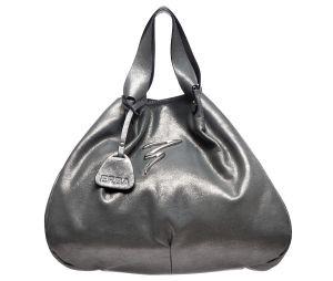 Тёмно-серая сумка
