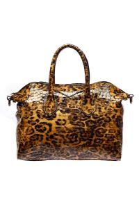 Леопардовый саквояж