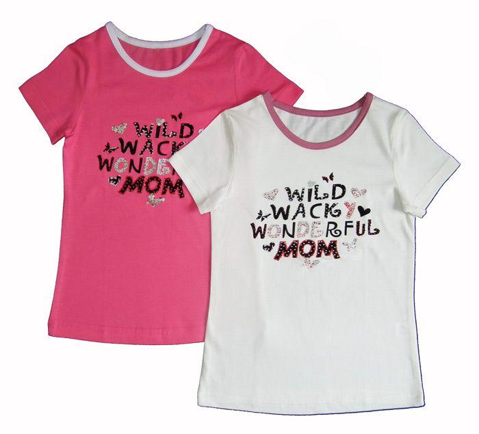 Блуза для девочки Pink