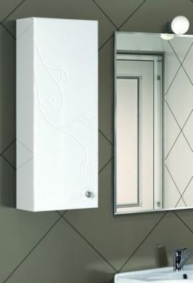 Шкаф одностворчатый Акватон Лиана 1A153103LL01R