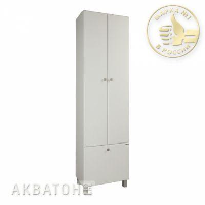 Шкаф-колонна Акватон Симпл  54 1374-3