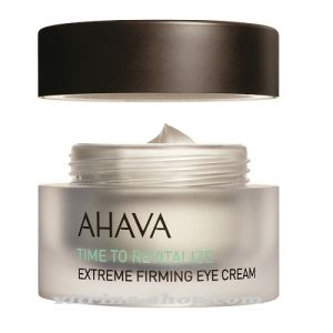 Ahava Time To Revitalize Extreme Крем для контура глаз укрепляющий, 15 мл.