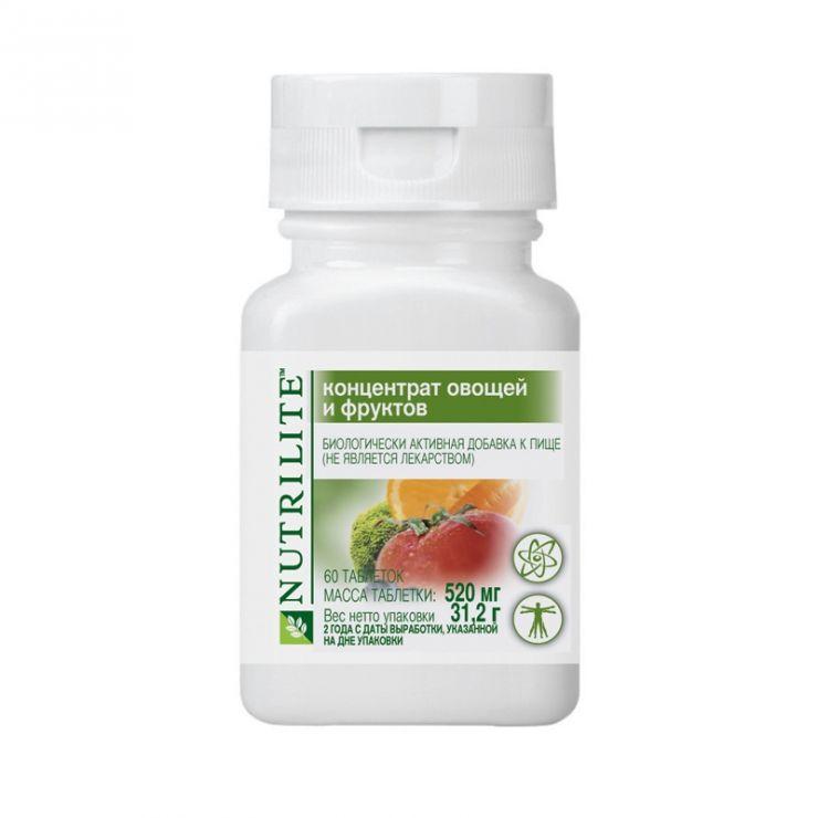Nutrilite Концентрат овощей и фруктов