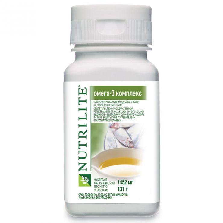 Nutrilite Омега-3 Комплекс