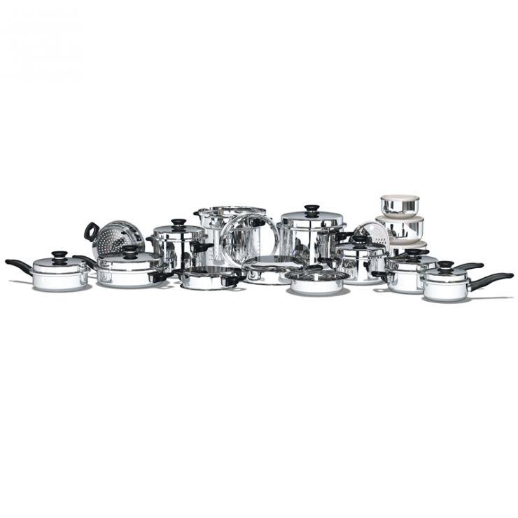 iCook Набор посуды Престиж 27 предметов
