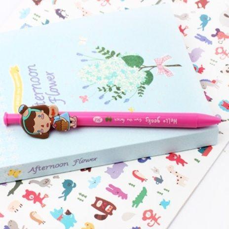 "Шариковая ручка ""Hello Geeks"" - Lucy"