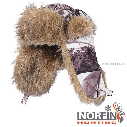 Купить Шапка-ушанка Norfin Hunting 750 White (Артикул:750-W)