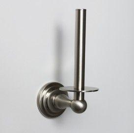 Держатель туалетной бумаги вертикальный WasserKraft Серия Ammer К-7097