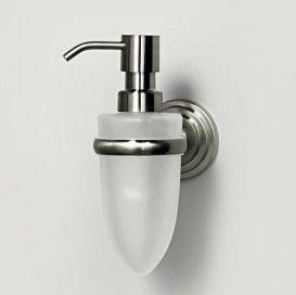 Дозатор для жидкого мыла 160 мл  мл WasserKraft Серия Ammer К-7000