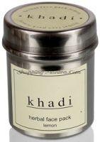 Khadi Lemon Herbal Face Pack