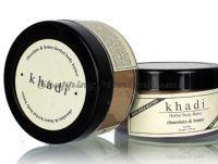 Крем-масло для тела Шоколад&Мед с маслом ши (Khadi Chocolate Honey Body Butter Cream)