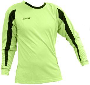 Вратарский свитер Seven светло-зеленый