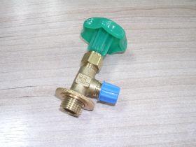 Вентиль для баллона с фреоном CТ-338  R-12