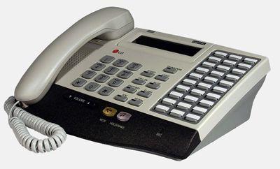 Системный телефон LG LKD-30DS б/у с гарантией 1 год