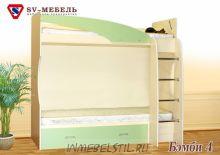 Детская кровать Бэмби 4