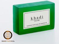 Khadi Herbal Khus Soap