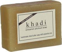 Khadi Cinnamon Patchouli Soap