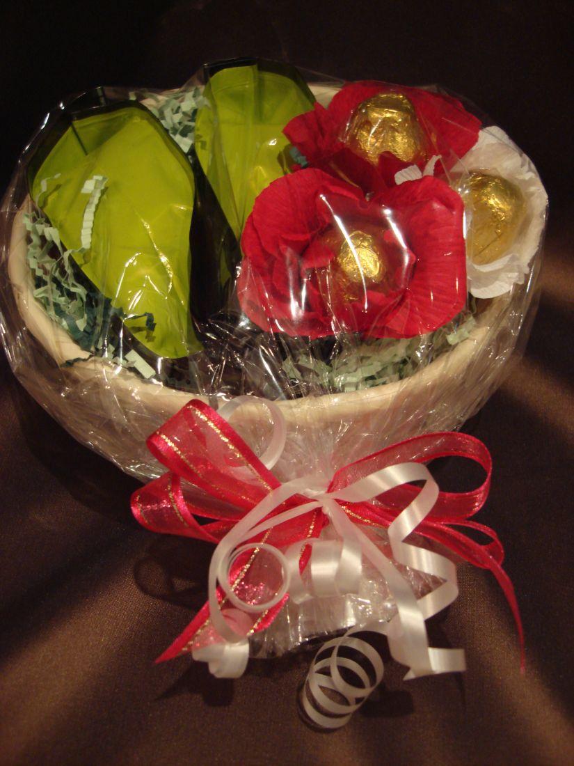 Кофейный букет - подарочный набор