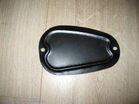 Пластина нигрипса BMW с левой стороны