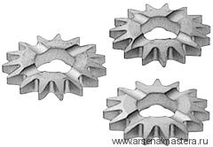 Фрезы дисковые прямозубые FESTOOL комплект из 12 шт HW-SZ 12 769132