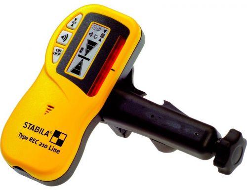Поисковое устройство (ресивер) STABILA Тип Rec 210 Line