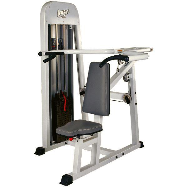 Жим вертикальный сидя. Силовой тренажер JOHNS Club line CT 2013. Грузоблочный. Профессиональный
