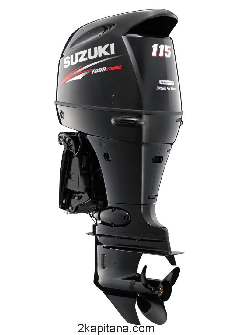 Лодочный мотор SUZUKI DF115ATL (Сузуки)
