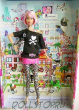 Коллекционная кукла Барби  Токидоки -  Tokidoki Barbie Doll