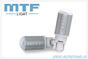 MTF T10 бесцокольная линза 5500K 100лм CREE LED