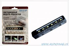 MTF Модуль подсветки светодиодный SM3020-6W