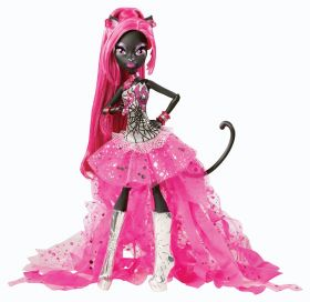 Кукла Кэтти Нуар (Catty Noir), серия Пятница 13-е, MONSTER HIGH