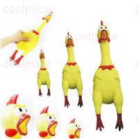 Игрушка антистресс кричащий цыпленок