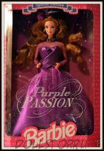 Коллекционная кукла  Барби Искрящийся фиолет -   Purple Passion Barbie Doll