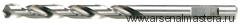Спиральное сверло FESTOOL  комплект 5 шт.  HSS D 8,0/75 M/5X