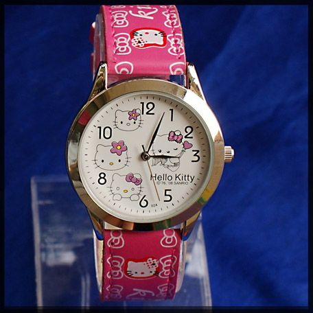 Часы Hello Kitty в подарок