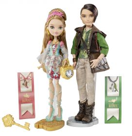 Игровой набор Эшлин Элла и Хантер Хантсмэн (Ashlynn Ella&Hunter Huntsman), EVER AFTER HIGH