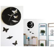 Часы настенные «Бабочки»