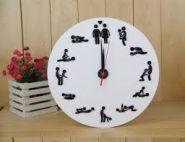 """Настенные часы """" Камасутра"""""""