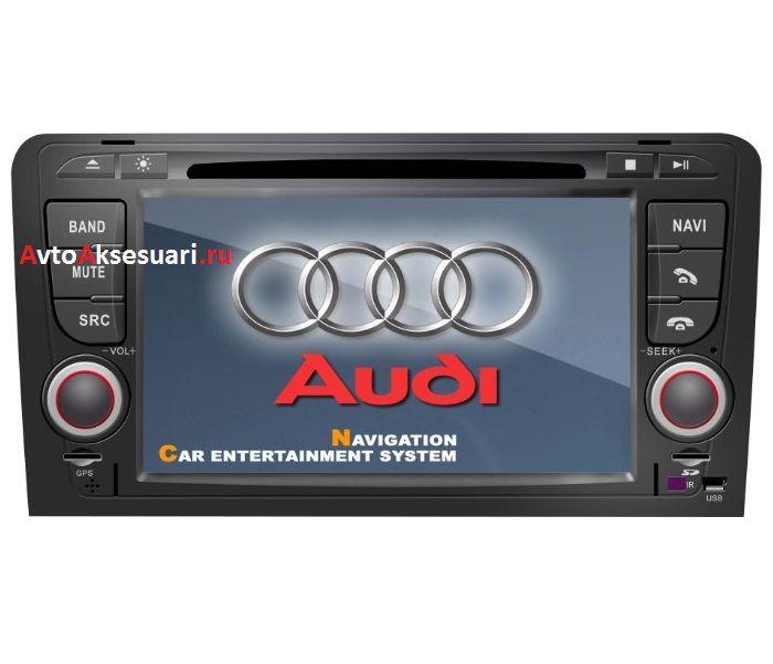 Штатная магнитола для Audi A3/S3/RS3