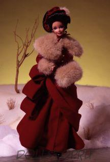 Коллекционная кукла Барби Викторианская элегантность из коллекции  Hallmark Cards - Victorian Elegance Barbie Doll