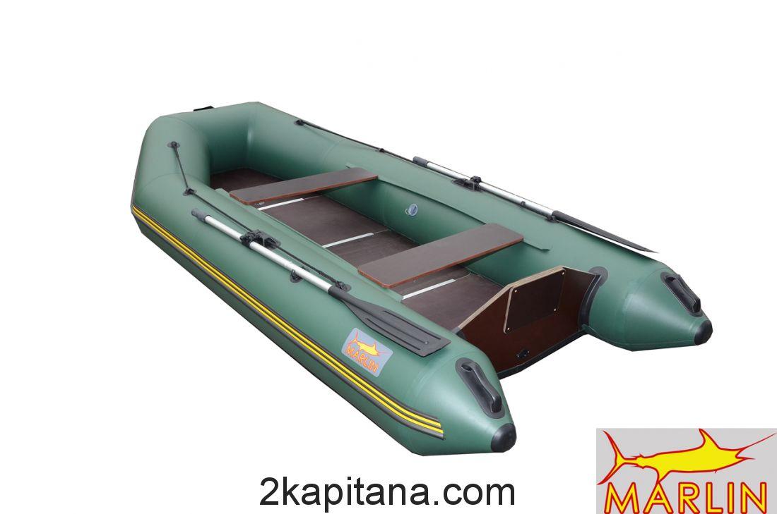 Лодка Marlin 320 SLК ПВХ Надувная