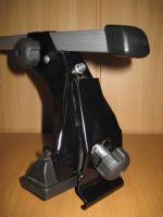 Багажник на крышу ВАЗ 2110, 2112 Атлант (Россия) - алюминиевые дуги